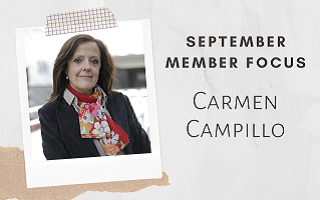 Member Focus – by Carmen Campillo