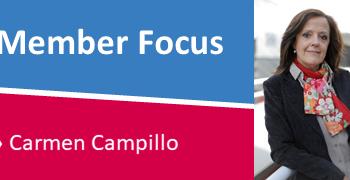 Member Focus – by Carmen Campillo