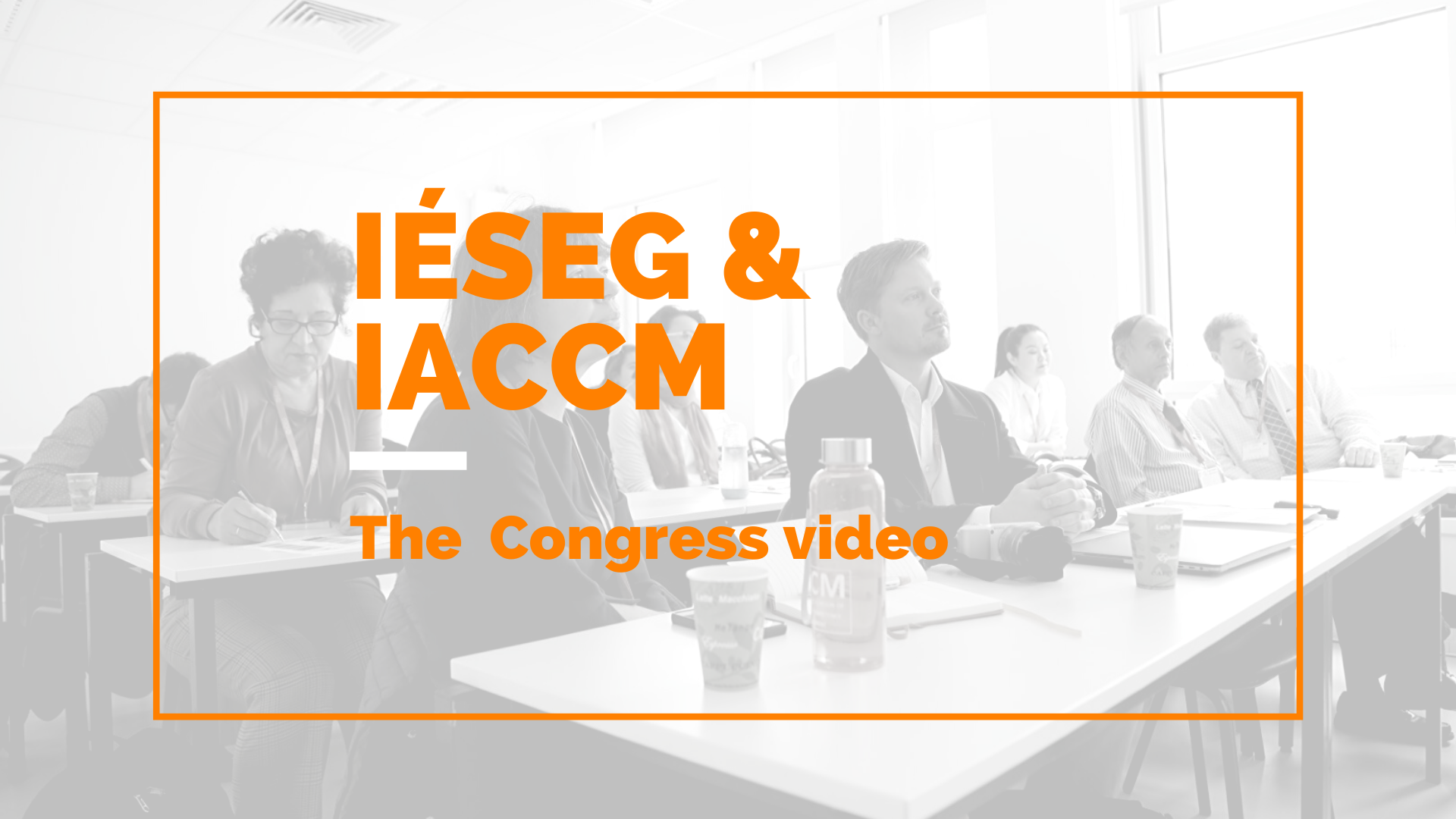 IACCM Congress Video